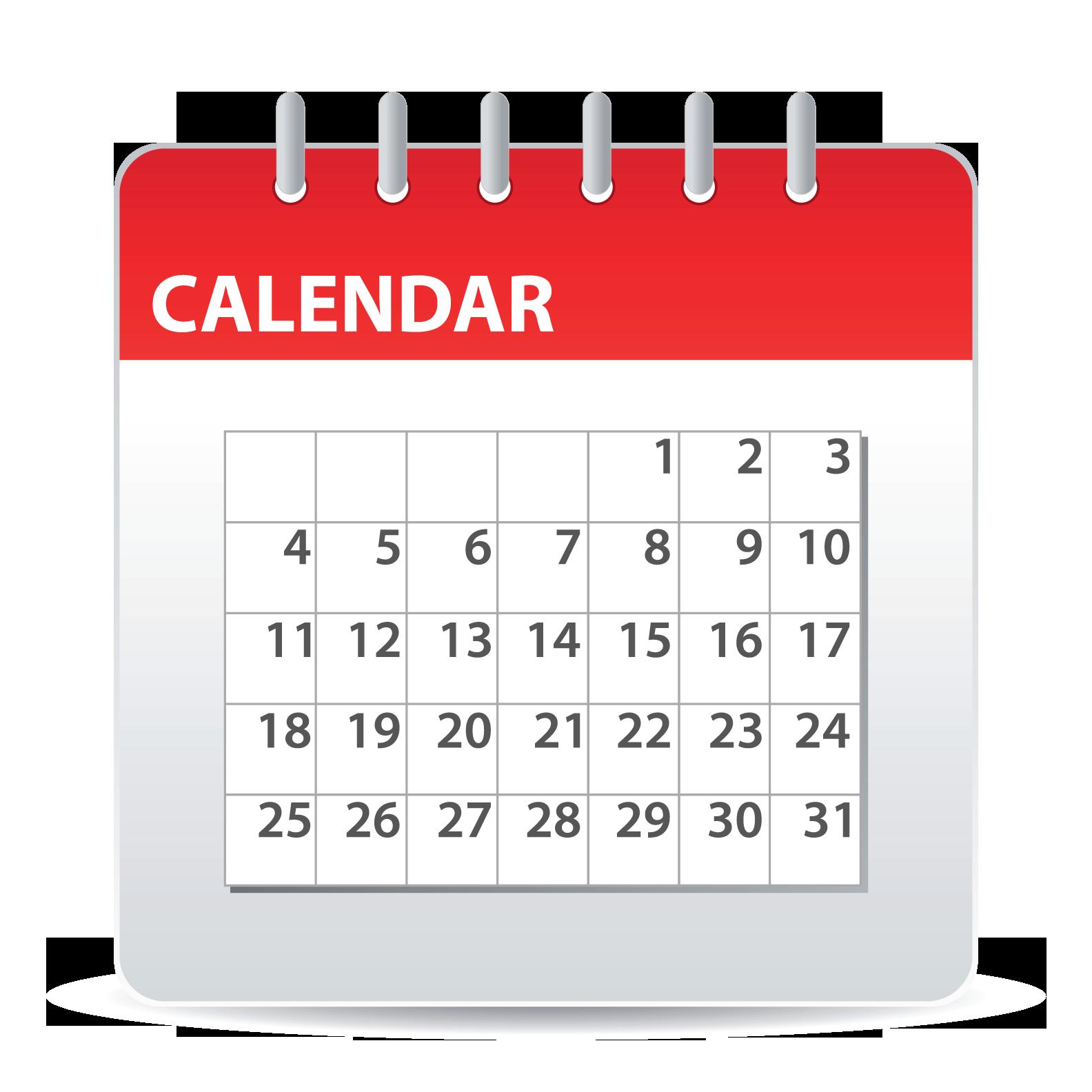 Services Calendar