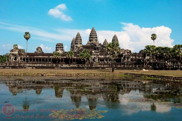 Angkor Wat Day Tours from Bangkok
