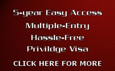 Thailand Elite Privilege Visa